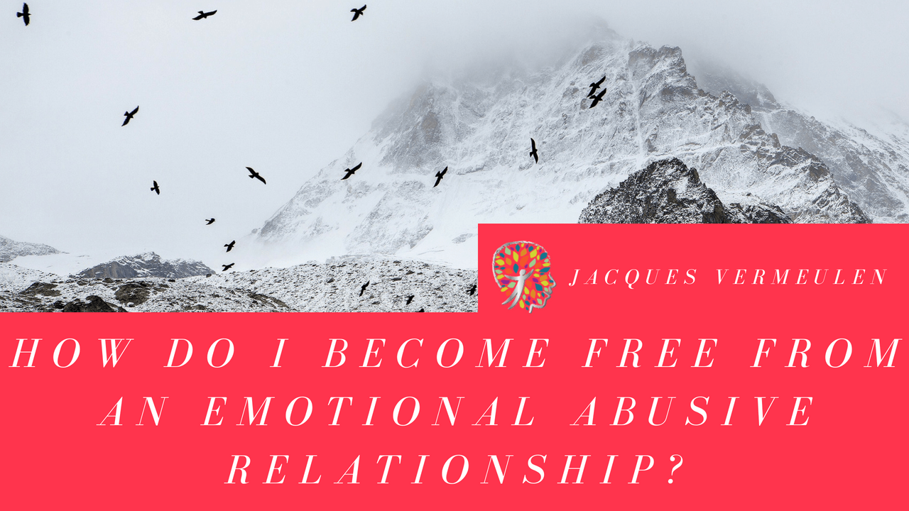 free from an Emotional Abusive Relationship