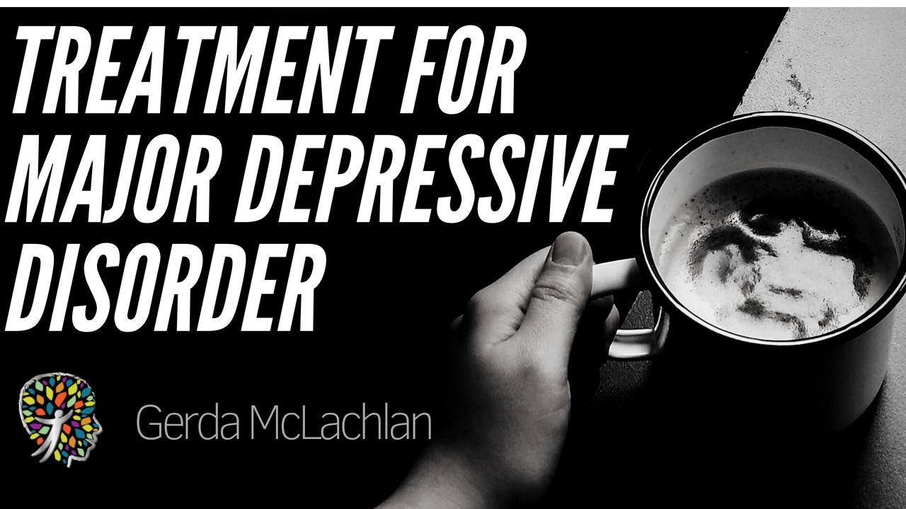TREATMENT FOR MAJOR DEPRESSIVE DISORDER